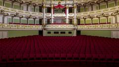 opera (Blende1.8) Tags: semperoper semper oper opera theater theatre red rot sitz sitze seats tier seatrow dresden innenansicht interior leica dlux 109 model green classic