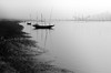 River at winter! (ashik mahmud 1847) Tags: bangladesh d5100 nikkor river water boat line winter foggy