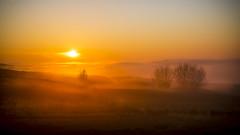 The breath of the earth (drstar.) Tags: thebreath fog nikond610 flickr sunset flickrturkey