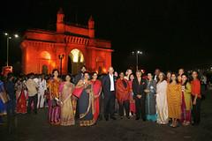 Orange The World 2016 - India - Mumbai - Gateway of India (UN Women Asia & the Pacific) Tags: 16days evaw orangetheworld orangeday activism unwomen genderequality violence sayno unite violenceprevention mumbai maharashtra india