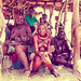 In the Himba settlement