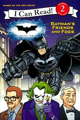 Batman's Friends and Foes (Vernon Barford School Library) Tags: 9780061561900 cathyhapka cathy hapka adrianbarrios adrian barrios icanread level2 darkknightrises batman joker scarescrow superheroes villains supervillains gothamcity goodandevil movienovels action vernon barford library libraries new recent book books read reading reads junior high middle vernonbarford fiction fictional novel novels paperback paperbacks softcover softcovers covers cover bookcover bookcovers readinglevel grade2 rl2 reader readers readingmaterials readingmaterial evil