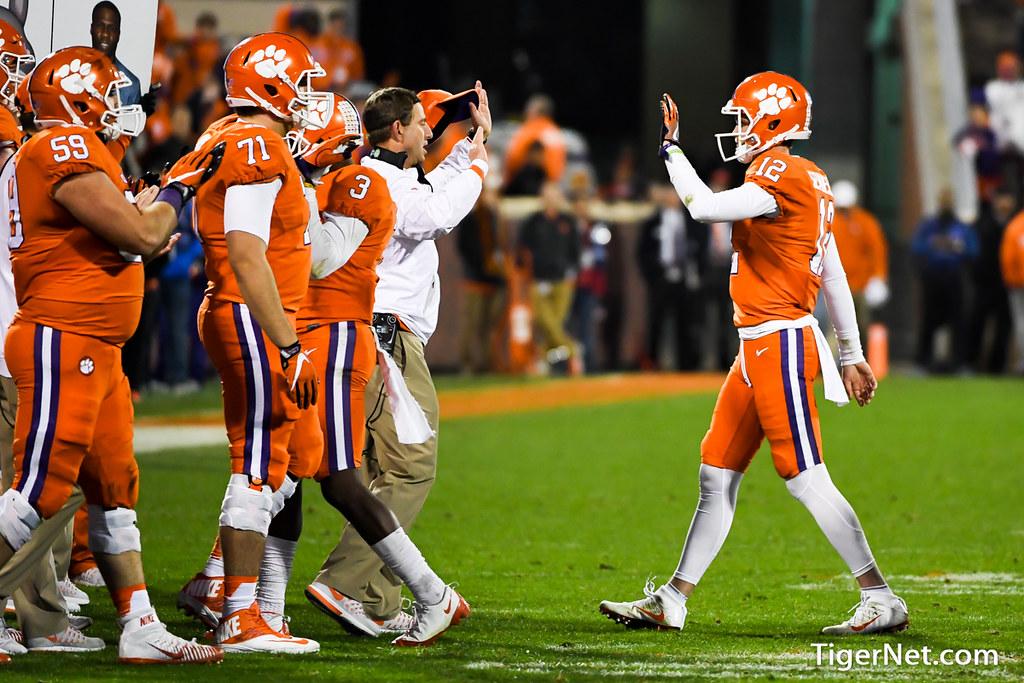 Clemson Photos: Nick  Schuessler, 2016, Football, South  Carolina