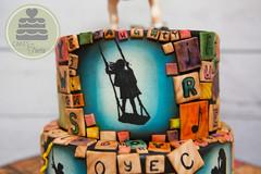 Matilda The Musical Cake (Lisa West Photography) Tags: matilda musical matildathemusical matildainoz matildabway matildawormwood cake cakedecorating caketoppers caketopper musicaltheatrecake musicaltheatre fondant gumpaste sculpture silouhette modellingchocolate