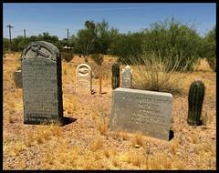 Pima County Cemetery (The Lone Wadi Archives) Tags: pimacountycemetery graveyard headstones tombstones gravestones americansouthwest pimacounty burialground tucsonarizona
