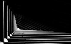Nittele Tower in black and white (jbarry5) Tags: nitteletower tokyo tokyoarchitecture architecture travelphotography travel japan monochrome geometry abstract