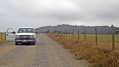 Silverado 2006, Colmullado, Chile (Nicolás Méndez) Tags: chile chevrolet chevy campo country silverado naturaleza rural campero pampa pampero paisaje litoral america americalatina