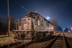 The Final FH (Nick Gagliardi) Tags: train trains railroad njt nj transit new jersey gp40fh2 emd diesel retired erdx bound brook csao conrail shared assets