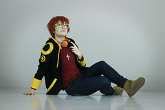 Seven - Anim'Est (Kros Photography) Tags: cosplay anime est nancy rei manga seven mystic messenger