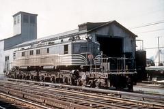 NYC 226 Harmon NY 6-58 Bill Nixon dupe (jsmatlak) Tags: nyc new york central electric railroad locomotive engine motor train harmon