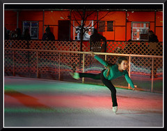 YoungLadyOnIce_8507 (bjarne.winkler) Tags: young lady training iceskating folsom icerink