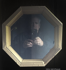 Octagon Selfie (scottnj) Tags: selfie self scottnj cy365 365project 339366 scottodonnellphotography redditphotoproject reddit365