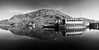 Ullswater reflections (alf.branch) Tags: ullswater refelections reflection lakes landscape lakedistrict lake lakesdistrict cumbria cumbrialakedistrict calmwater water boat boats alfbranch steamer olympus olympusomdem5mkii zuiko ziuko918mmf4056ed mono bw blackandwhite