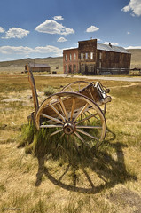 Wild West (clasch) Tags: bodie state historic park california usa united states america ghost village town abandoned landscape house building old cart nature decayed forgotten architecture ruin nikon d7000 nikkor 1224