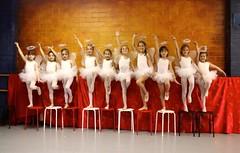 Little Nutcracker Ballet Angels Practicing (Chic Bee) Tags: happy joyous fun delighted delightful little nutcracker ballet angels practicing nutcrackerballet tchaikovsky normanwalker cecilywinslowbressel arizonaballettheatre tucson arizona southwesternusa america choreography babyballerinas georgebalanchine samhughesneighborhood costumes props stools studio wings halos leotards tutus balletslippers