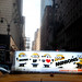 Honk If You Love Minions - Despicable Me 2 - Taxi Cab Fin Movie AD 1549