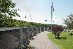 Illinois Middle East Conflicts Memorial ((The) Appleman) Tags: lebanon afghanistan wall army memorial war iraq navy middleeast honor conflict soldiers marines kia airforce gulfwar armedforces marseilles casualties desertstorm theappleman illinoismotorcyclefreedomrun