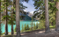 Lake Louise 2 (Fil.ippo (AWAY)) Tags: park travel lake canada lago louise national alberta banff ikon hdr filippo waterscape filippobianchi