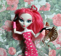 Wings off! (lucylacri) Tags: ca pink love hair amour cupid