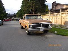1977 Ford F-100 Ranger XLT (Foden Alpha) Tags: ford truck ranger pickup f100 mapleridge xlt ec9515