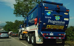 Progressive Waste Solutions (Ian Threlkeld) Tags: summer canada nikon driving bc trucks refuse trucking newwestminster garbagetrucks d80 wasteremoval progressivewastesolutions uploaded:by=flickrmobile flickriosapp:filter=nofilter