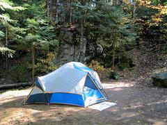 Finland Campground site