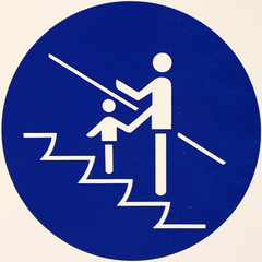 Supervise children and hold small children firmly (Leo Reynolds) Tags: sign canon eos 50mm iso800 f45 7d squaredcircle signsafety hpexif 0017sec signobligatory xleol30x sqset094 xxx2013xxx
