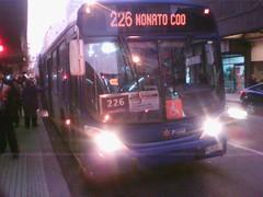 226|Puente Alto-Mapocho (maria angelica nuñez oyarce) Tags: bus buses volvo urbano colectivos transporte marcopolo mapocho 226 transantiago pasajeros 7263 subus locomocióncolectiva marcopologranviale troncal2 subuschile nonatocoo bjfj13