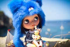 Sea, summer and ice-cream