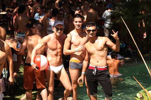 SOAKED: A Pool Party with a Purpose