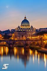 Vatican (A.G. Photographe) Tags: sunset italy pope vatican rome roma nikon italia ag nikkor dri hdr italie pape sanangelo anto d800 xiii tibre antoxiii 70200vrii agphotographe