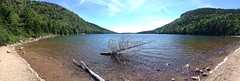 Jordan Pond - Acadia Park, ME - Panorama (mediafury) Tags: ocean park blue sunset sky people panorama me nature water weather forest season walking portland landscape outside flow rising evening boat vanishingpoint seaside dock picnic view zoom hiking path tide famous maine relaxing sandbar sunny bubbles 360 panoramic hike symmetry best lovers atlantic 180 trail national lobster sail seafood roll balance accent kettlecove lobstah barharbor ebb degrees jordanpond bubblerock converginglines lahbstah