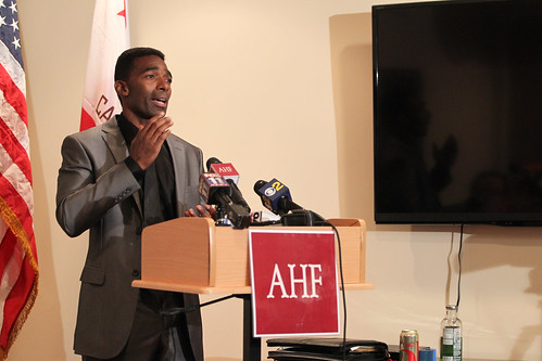 AHF: Four Newly HIV-Infected Adult Film Actors to Meet Press, Blast Industry, LA County