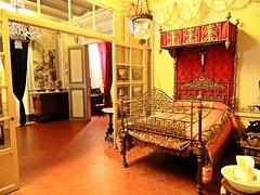 Museo Romantico de Sitges (xudros) Tags: barcelona espaa home museum spain palace museo mansion sitges romantico catalua palacio stately