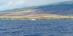 Lahaina, Maui from the Sea (Ed Suominen) Tags: hawaii maui lahaina