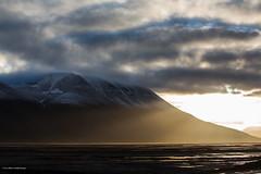Sunrise at Svalbard (Pewald) Tags: morning autumn nature sunrise landscape svalbard adventdalen bestcapturesaoi