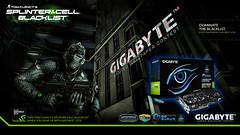 SLINTER CELL BLACKLIST ENTRY #3 (RENOVATIO-MODDING) Tags: wallpaper contest cell splinter 690 titan 770 blacklist gigabyte geforce gtx 760 780