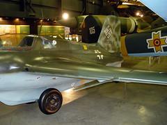 """Messerschmitt Me 163B (5) • <a style=""""font-size:0.8em;"""" href=""""http://www.flickr.com/photos/81723459@N04/10285841564/"""" target=""""_blank"""">View on Flickr</a>"""