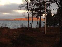 Höstmorgon vid Rogenstugan Photo