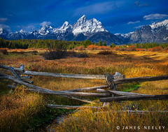 Season of Hope (James Neeley) Tags: mountains landscape grandtetons tetons grandtetonnationalpark gtnp jamesneeley