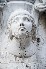 DSC_0393 (Fernando Two Two) Tags: venice sculpture italia palace escultura palazzo venecia venezia sanmarco palazzoducale dogespalace palacio piazzetta