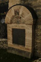 Turm der Burg Surcasti als Glockenturm und Kirche Sogn Luregn ( Church - Eglise - Chiesa ) bei Surcasti im Valsertal im Kanton Graubünden - Grischun in der Schweiz. (chrchr_75) Tags: chriguhurnibluemailch christoph hurni schweiz suisse switzerland svizzera suissa swiss chrigu chriguhurni chrchr chrchr75 1310 oktober 2013 kantongraubünden kanton graubünden grischun albumgraubünden oktober2013 hurni131028 albumzzzz131028ausflugvalsdisentis kirche kantongrischun surcasti gemeinde val lumnezia kirchesurcasti gotteshaus katholisch chiuche church église temple chiesa baseglia albumkirchenundkapellenimkantongraubünden albumkirchenundkapellenimkantongraubündenbezirksurselva bezirksurselva