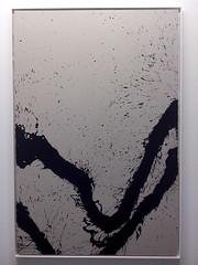 Fabienne Verdier  Srie Walking-painting, 2013 (michelle@c) Tags: paris ink paper galerie series papier srie encre energyfields 2013 walkingpainting fabienneverdier michellecourteau jaegerbucher