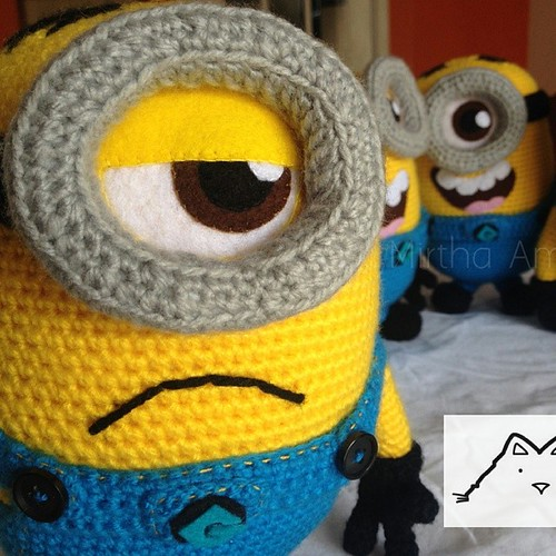 20 Free Amigurumi Patterns to Melt Your Heart | 500x500