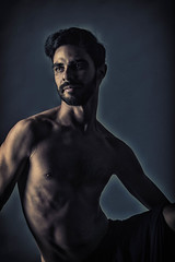 3-3 (Alfonso Escudero) Tags: portrait ink perfect gente retrato centro dancer puma bailarina individuals imagendigital 2fb 2tw