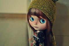 mi pequeña Rebeca ^^