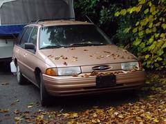 '93-'96 Ford Escort (Foden Alpha) Tags: ford mapleridge escort