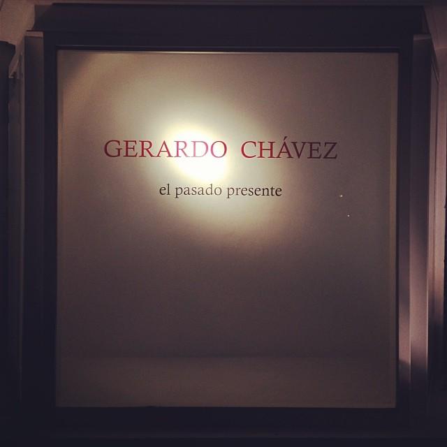 Gerardo Chávez #arteenlima #arte #artinlima #art