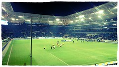 Hoppenheim vs Borussia Dortmund (lackystrike) Tags: germany deutschland soccer 09 dortmund bundesliga bvb borussia fusball flickrandroidapp:filter=chameleon