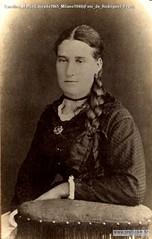 Carolina Mattje(Lajeado1865 Milano1940)(Foto de Rodríguez Prati)